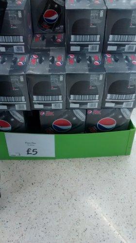 Pepsi Max 24pk £5.00 @ Asda Instore
