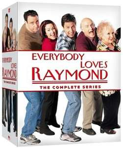 Everybody Loves Raymond complete boxset £27.44 (€32.40) HMV.ie