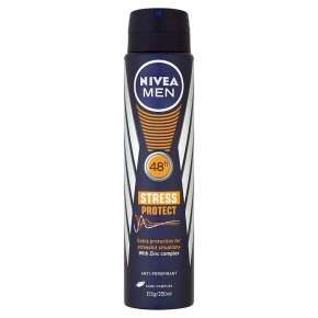 Nivea Men 48hr Anti-Perspirant Deodorant - Stress Protect £1 @ Waitrose