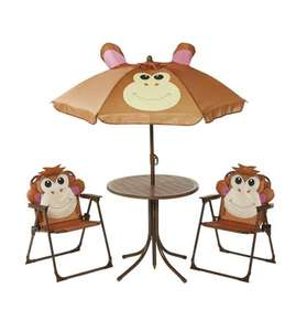 children's patio furniture set £19.99 / £22.99 delivered - Studio