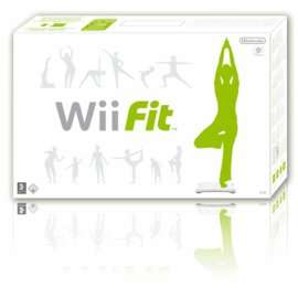 Wii fit board and wii fit game pre owned £2.99 @ Game