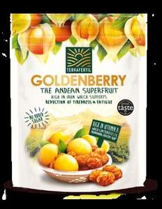 Big Bag of Golden Berrys (567g) £1.97 instore at Costco