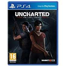Uncharted: The Lost Legacy £25.00 @ Tesco Direct