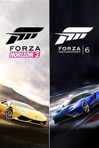 Forza Motorsport 6 and Forza Horizon 2 Bundle - £30 Xbox One Digital