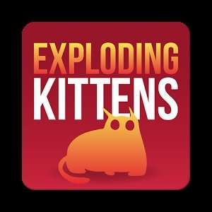 Exploding Kittens® - Official (Android) - 10p @ Google Playstore