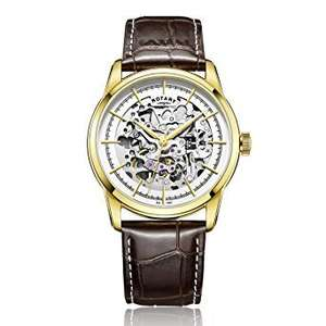 Rotary Men's Automatic Watch £44.72 Amazon