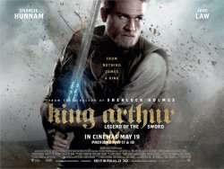Show Film First: Special Preview: King Arthur: Legend of the Sword - Thursday 27th April. (LOG IN FIRST)