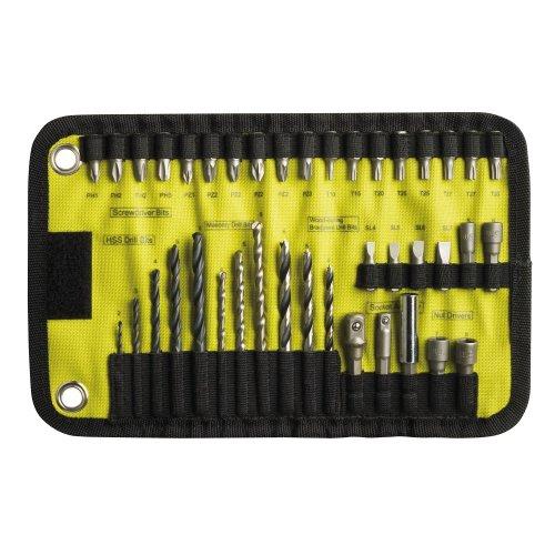 Ryobi 2-8mm Drill Bit Accessory Set (40 Piece) + 1 year guarantee was £10.58 now £6.87 @ B&Q (C&C)