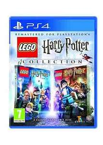 [PS4] Lego Harry Potter: The Collection - £14.99 (Base)