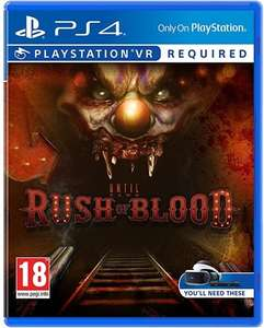 Until Dawn Rush of blood - £10 @ CeX (Used)