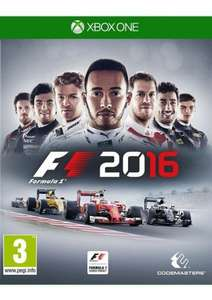 F1 2016 Xbox One - £22.85 @ Simply Games