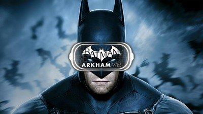 Batman Arkham VR (PC) HTC Vive/Oculus Rift £11.99 @ Bundle Stars