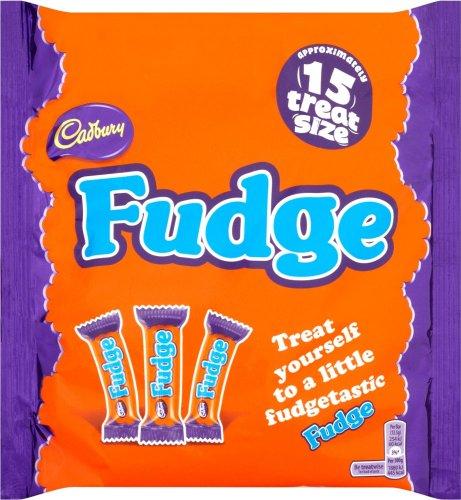 Cadbury Fudge (15 x 13.5g) was £2.78 now £1.25 (Rollback Deal) @ Asda