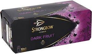 Strongbow Dark Fruit 10x440ml Cans £5 (via ClickSnap/CheckoutSmart) @ SAINSBURY'S/ASDA