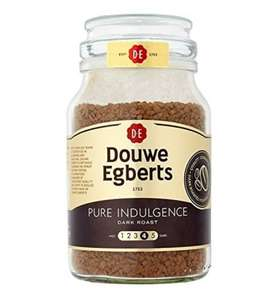 Douwe Egberts Pure Indulgence Instant Coffee 190 g (Pack of 2) £7 Amazon add on item minimum 20 pounds spend