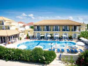14 Nights, Self Catering Aphrodite Studios Greece, Zante, May (from East Midlands), 2 Adults, Fly from East Midlands £159.99pp (Price includes 15kgs Luggage pp & Resort Transfers) £319.98 @ Thomas Cook