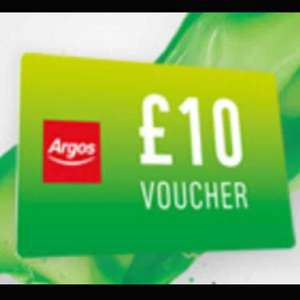 Argos free gift card is back on! Spend £50 get a £5 gift card / Spend £100.00, get a free £10.00 gift card.