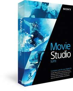 Movie Studio 13 Platinum Suite £30.39 on Steam