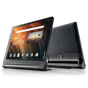 "Lenovo Yoga Tab 3 10 Plus 10.1"" 3GB 32GB Android 6.0 Puma Black £179 @ Tesco Direct"