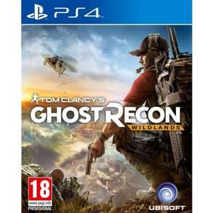 [Xbox One/PS4] Tom Clancy's Ghost Recon: Wildlands - £29.95 - TheGameCollection