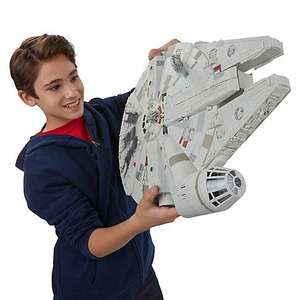 Millenium Falcon - £50 delivered at John Lewis