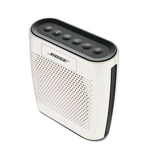 Bose Soundlink Colour Speaker Bluetooth black and white Amazon £64.99