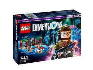 lego dimensions 71242 Ghostbusters story pack. £23.99 free del - Sold by Rush Gaming and Fulfilled by Amazon