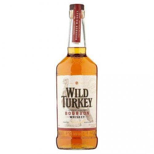 Wild Turkey 81 Bourbon - £15.00 @ Tesco