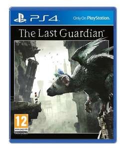 The Last Guardian PS4  Used - Like New  £17.02  Boomerang/Amazon