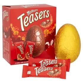 Co-op Easter Eggs (75% off) £1.50 for Mars, Snickers, Maltesers and others