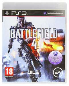 [PS3/Xbox 360] Battlefield 4 - £1.99 Delivered - eBay/Argos