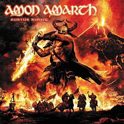 Amon Amarth - Surtur Rising (MP3 Album) £3.19 @ Amazon