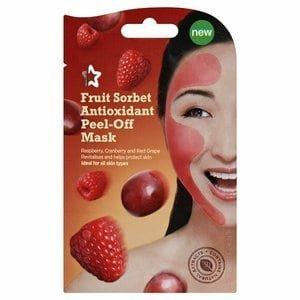 Superdrug Fruit Sorbet Peel Off Face Mask 49p or 3 for 98p delivered for members