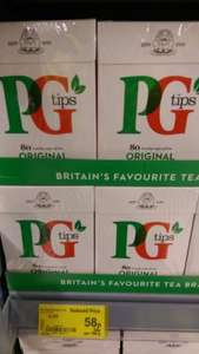 PG Tips 80pk 58p @ Asda Trafford Park instore
