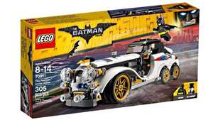 LEGO The Lego Batman Movie The Penguin Arctic Roller 70911 £19.19 @ Tesco Direct (Free C+C) (+Others)
