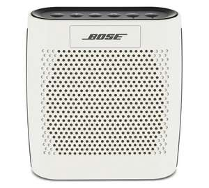 Bose Soundlink Bluetooth Wireless Speaker White/Black (+ £5 Argos Voucher) £64.99 in store @ Argos