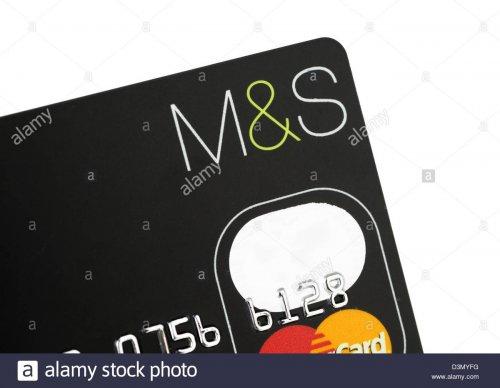 M&S Credit Card Shopping 25 months PLUS £30 cashback!! Plus extra bonus points