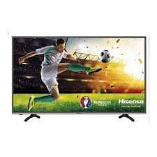 "43"" Hisense 4k UHD TV £299 at Tesco Direct with voucher code TDX-KPYK"