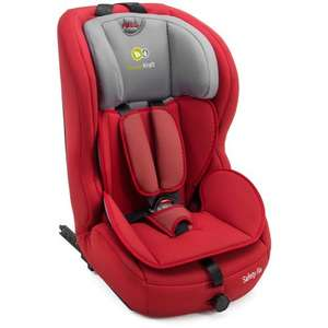 Kindercraft Car Seat with ISOFIX Base  £65 reduced from £169.99 @ Groupon free delivery