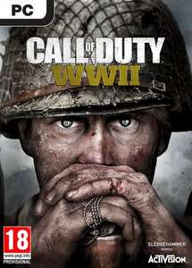CALL OF DUTY: WWII - [PC] PRE-ORDER £27.99 - CDKEYS