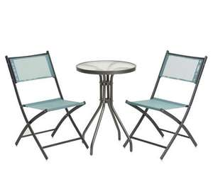 Wilko Garden offers - Folding Bistro Set £30 / Cuprinol Ducksback 5L £8 / Flymo Chevron 32V Lawn Mower £60 @ Wilko (more in OP)