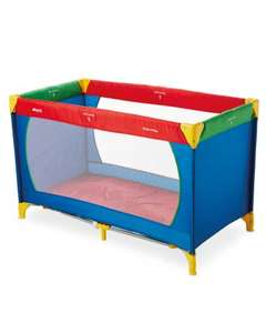 Hauck Dream & Play Multi Travel Cot £24.99 Available to pre-order today @ Aldi