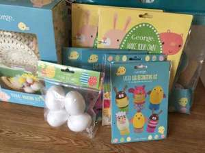 Asda Easter Crafts from 25p instore