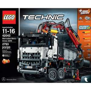 LEGO Technic Mercedes-Benz Arocs 42043 £110.36 @ Tesco