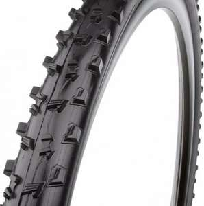 26 inch MTB tyre GEax Gato TNT for £4.99 delivered Chain Reaction Cycles, reduced from £39.99 (yeah right!)