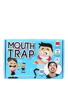 MOUTH TRAP GAME half price - £12.50 at Littlewoods - Free c&c