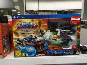 Skylanders Superchargers Starter Pack £5 at Asda (in store) PS4, PS3, XBOX360, Wii