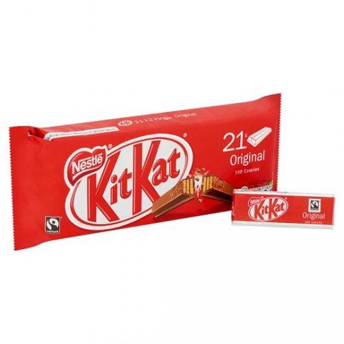 KitKat 21pk for £1 at B&M