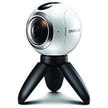 Samsung Gear 360 Degree Camera only £140.27 Sold by Mobiles International LLC and Fulfilled by Amazon.com