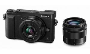 Panasonic GX80 with Two Lenses (12-32mm and 35-100mm) - £549 @ CameraWorld